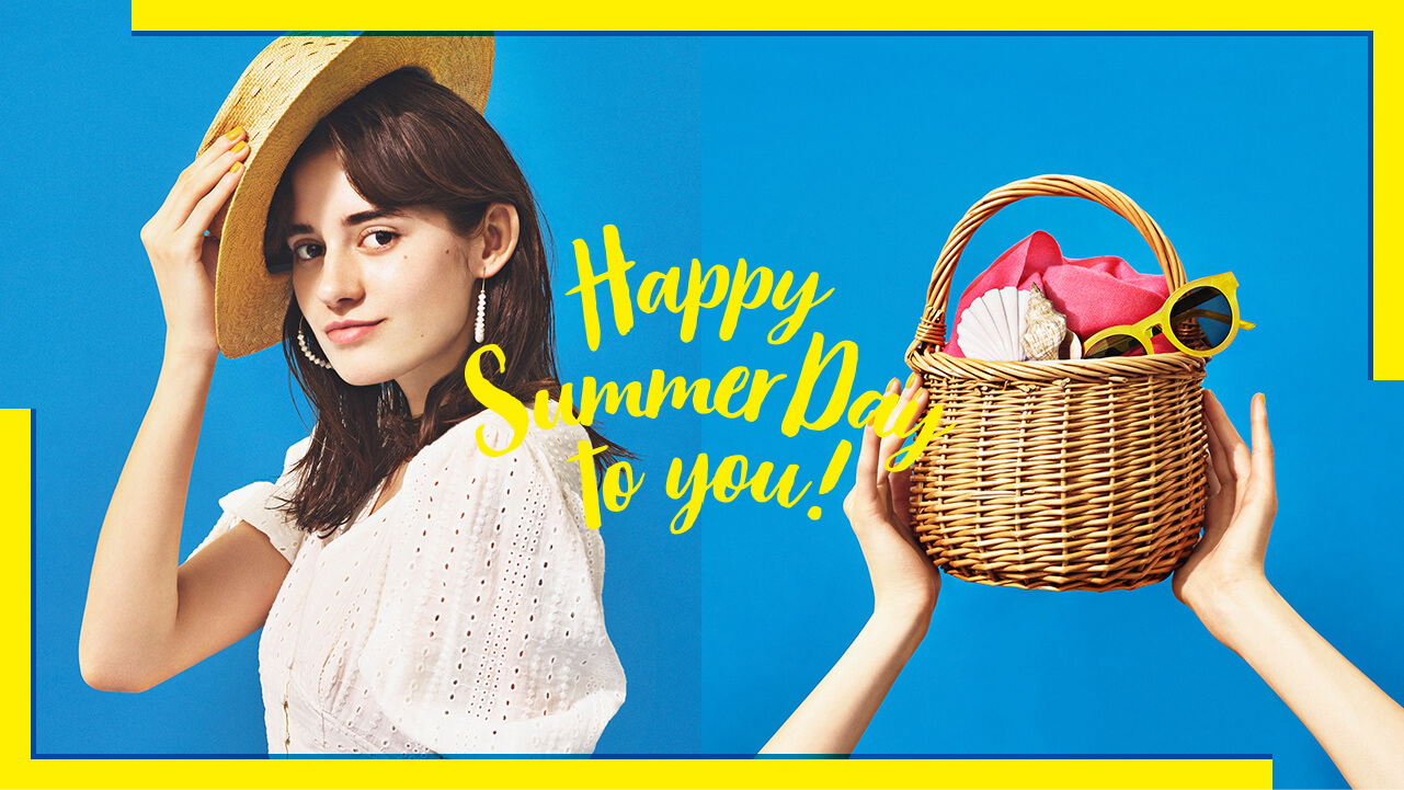 Happy Summerday to you | アトレ恵比寿 -atre-